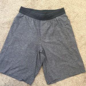 mens lululemon core shorts